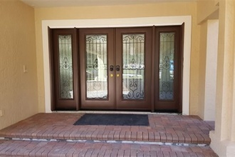 ProVia Entry Door with Sidelights