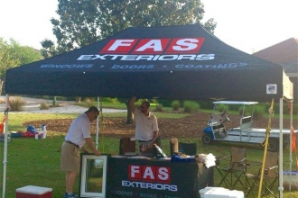 FAS Exteriors Sponsors the MCBC Annual Golf Tournm