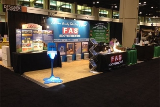 FAS Homeshow Coating Booth