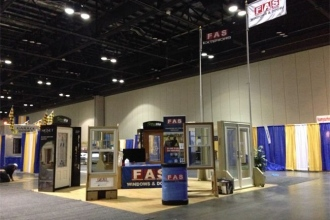 FAS Homeshow - Sample Booth