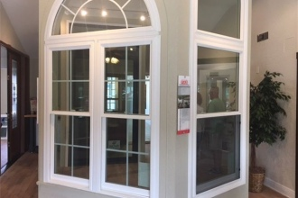 Distinctions Double Hung Window