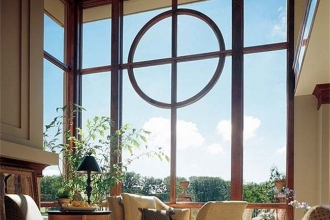 Andersen Windows - Special Spaced Living Room Wind