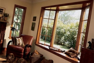 Andersen Windows - Living Nook Area