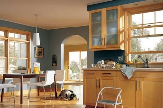 Andersen Windows - Modern Kitchen