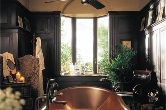 Andersen Windows - Traditional Bathroom