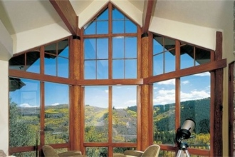 Eagle Windows - Staining