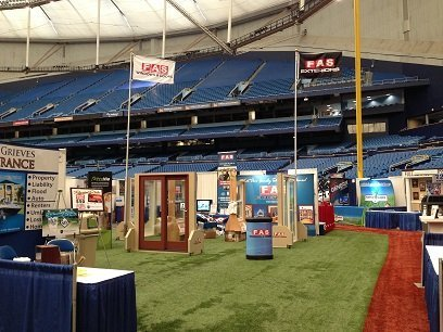 Tampa Bay Home Show! Tropicana Field, St. Petersburg