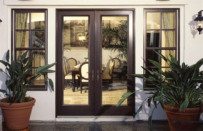 French Doors: Luxury Living That's Affordable And Secure