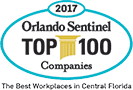 FAS - Winner of Orlando Sentinel's Top 100 Companies - 2016